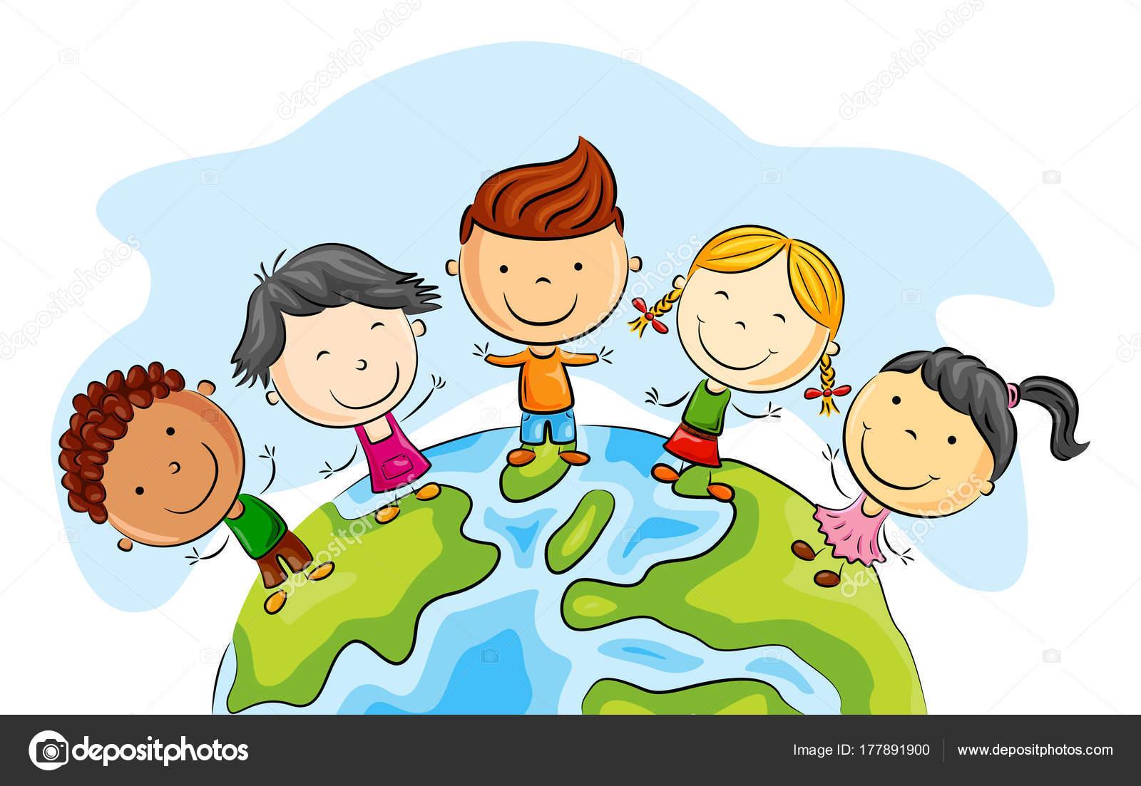 Dibujos: Mundos Animados Felices