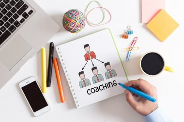 BUSINESS, COACHING CONCEPT