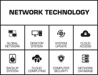 Network Technology chart