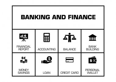 Banking and Finance chart