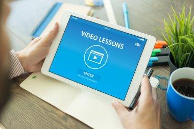 VIDEO LESSON CONCEPT