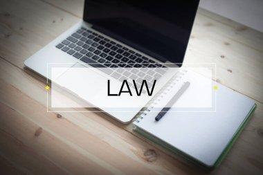 business, Law concept.