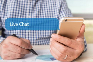 LIVE CHAT WORDS