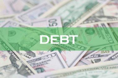 FINANCE CONCEPT: DEBT