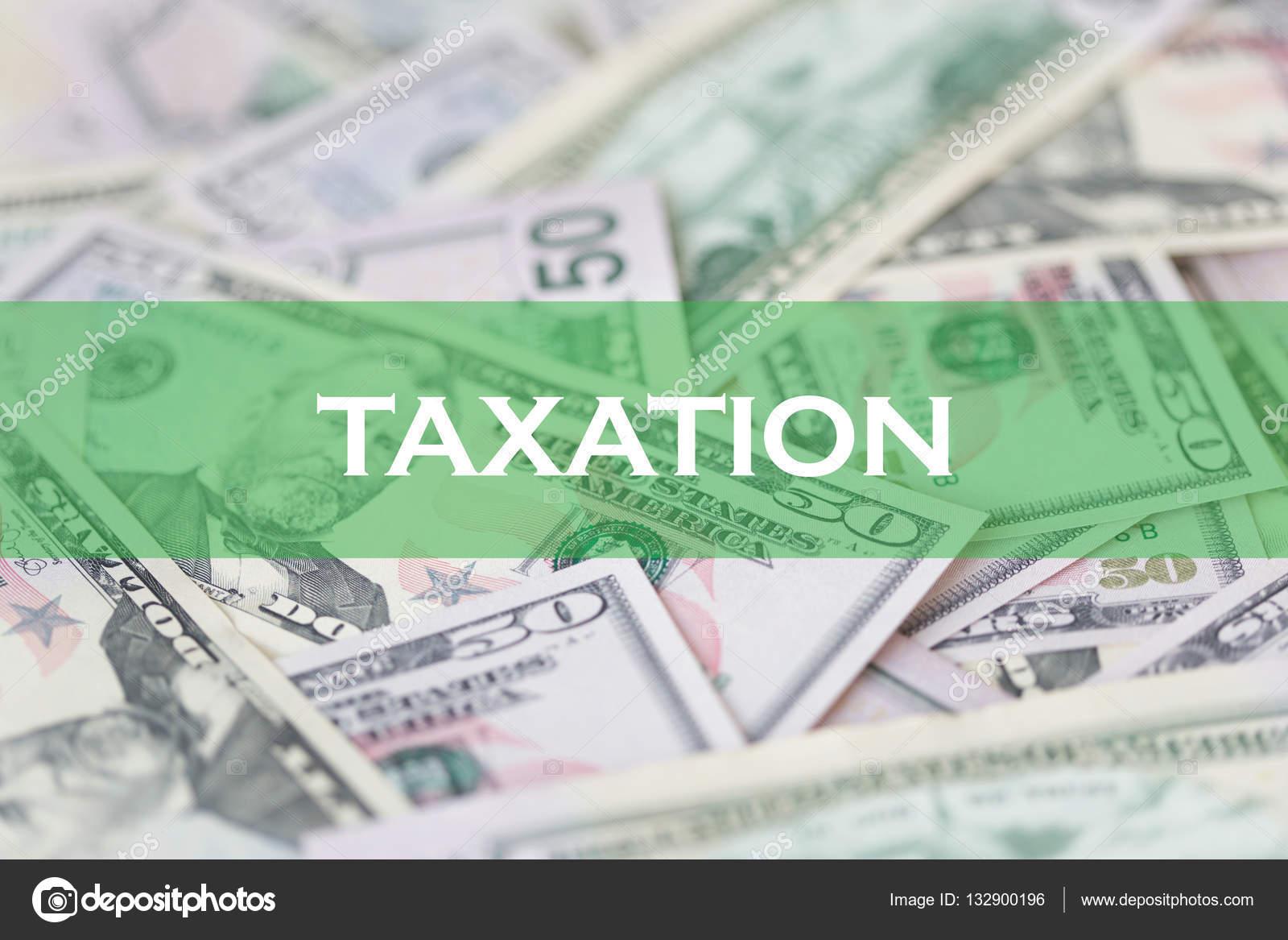 Definição de imposto - UMa