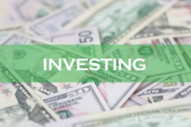 FINANCE CONCEPT: INVESTING