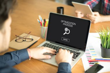 OPTIMIZATION PROCESS CONCEPT
