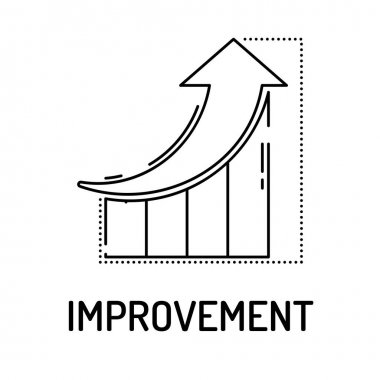 IMPROVEMENT Line icon