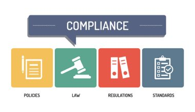 COMPLIANCE - ICON SET