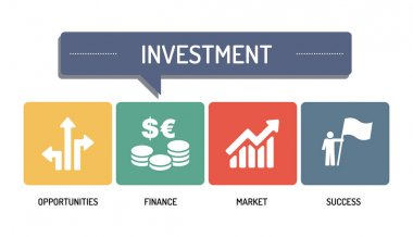INVESTMENT - ICON SET