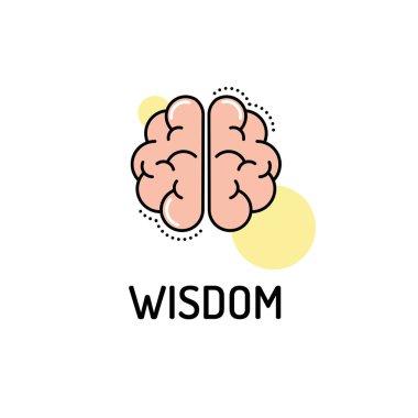 WISDOM Line Icon