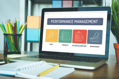 PERFORMANCE MANAGEMENT ICONS