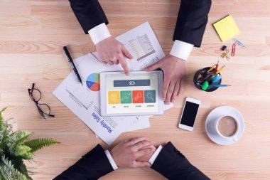 business seo Concept