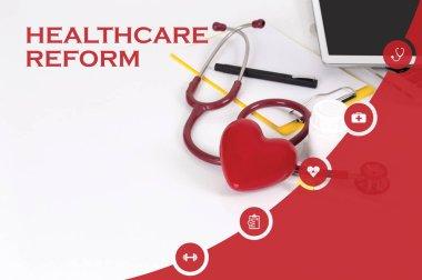 HEALTH CONCEPT: health care REFORM