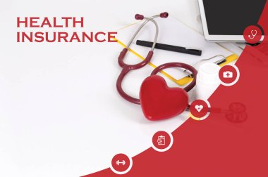 HEALTH CONCEPT: HEALTH INSURANCE