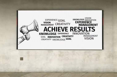 Achieve Results Concept
