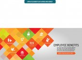 Fotografie Employee Benefits banner