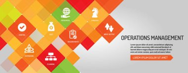 Operations Management banner