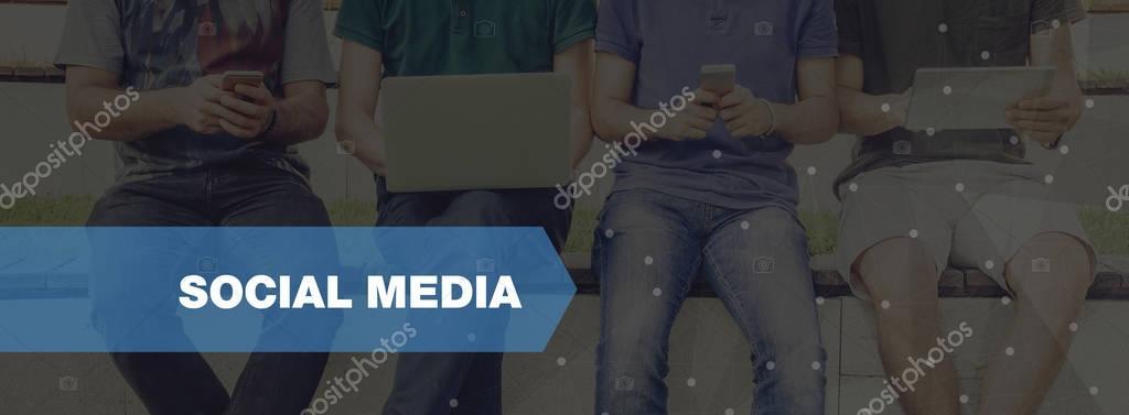 TECHNOLOGY CONCEPT: SOCIAL MEDIA