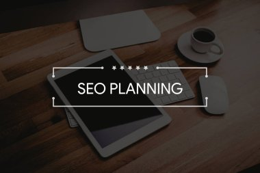 SEO PLANNING CONCEPT