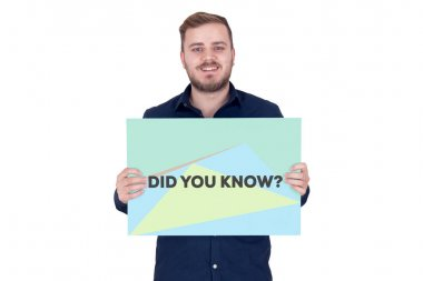 DID YOU KNOW? CONCEPT
