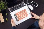 Abkürzung für virtuelles privates Netzwerk