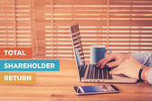 Total Shareholder Return Konzept