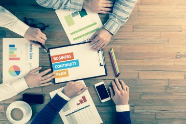 BUSINESS CONTINUITY PLAN CONCEPT