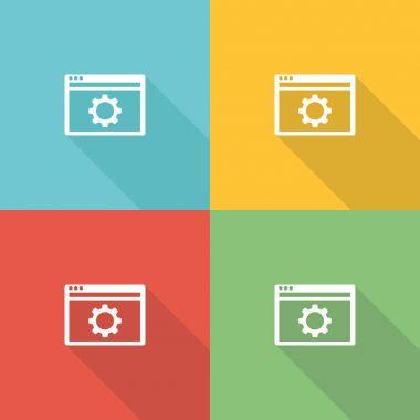 Web Develop  Concept