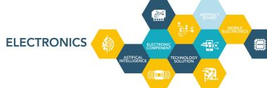 Electronics Icon Concept
