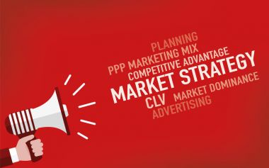 Market Strategy Concept
