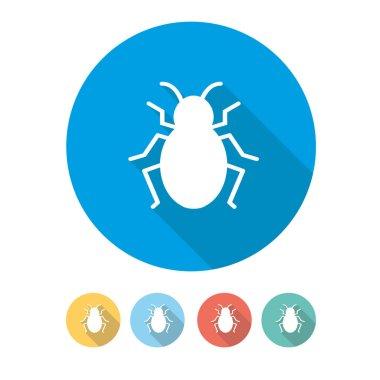 Virus Concept.  illustration