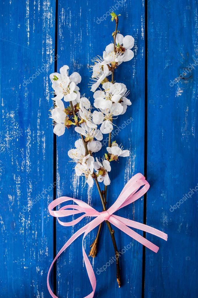 Branches sakura.  flower