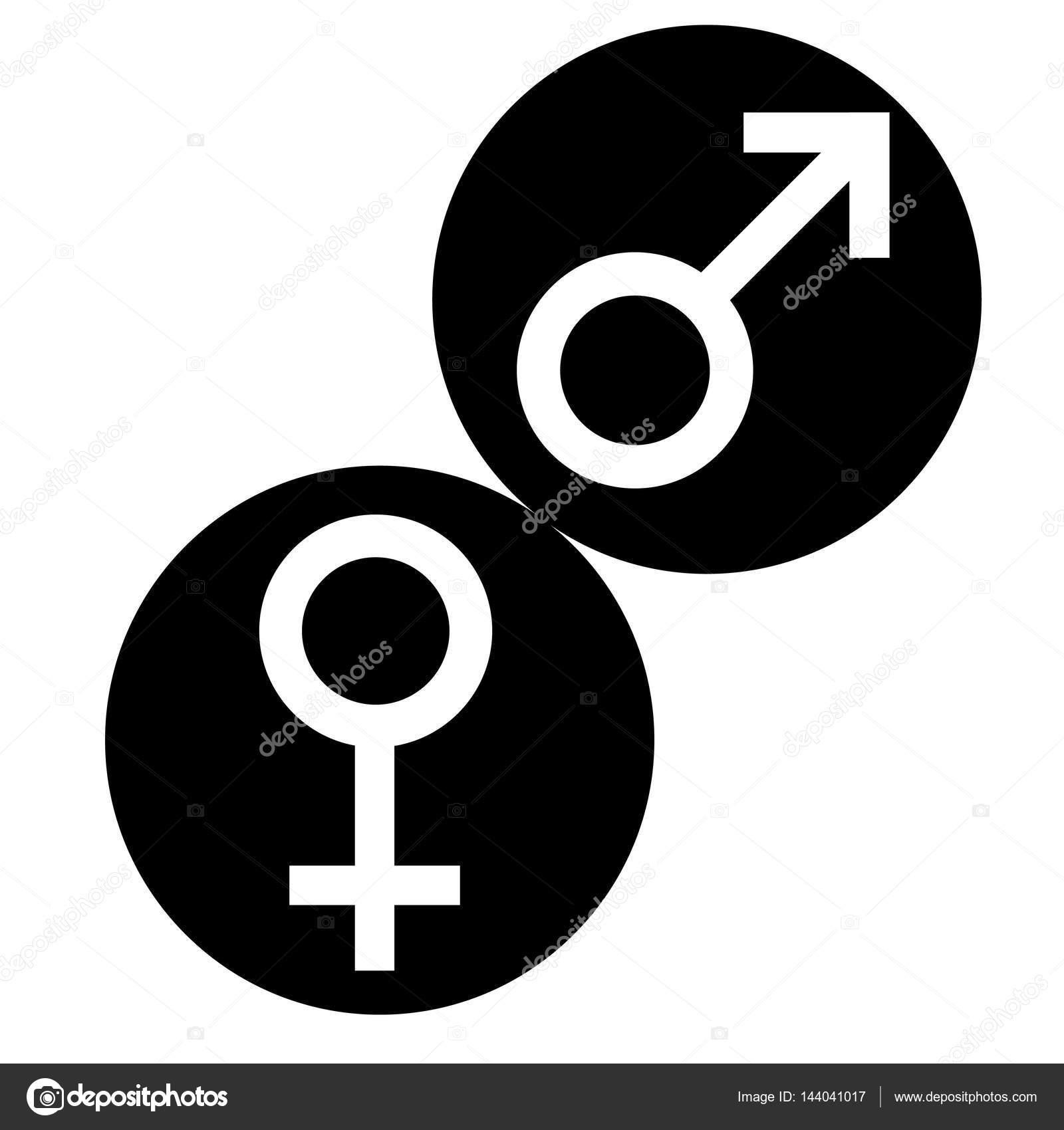 Vit man och svart kvinna som har sex