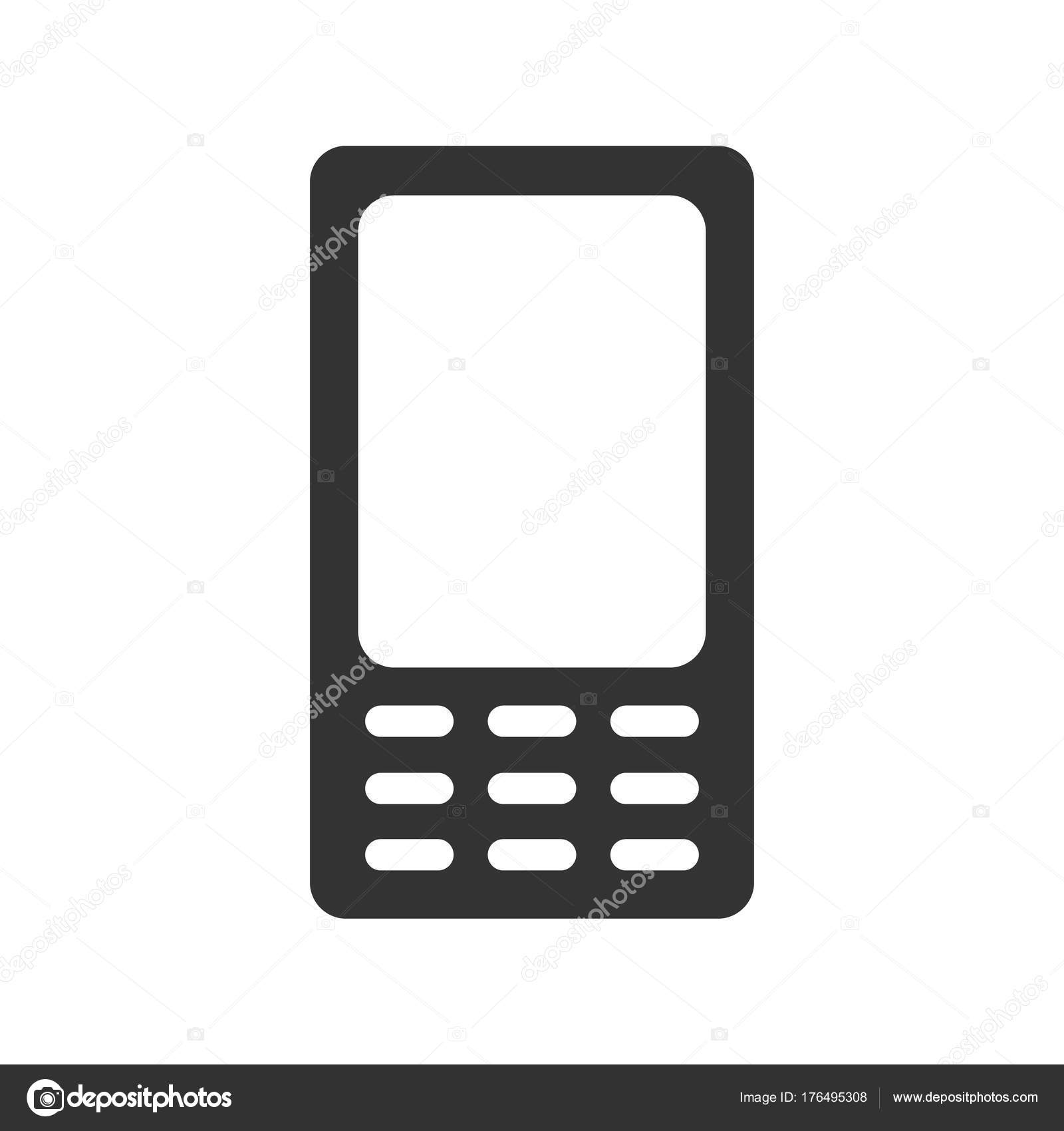 Smartphone icon in iphone style cellphone pictogram in trendy flat smartphone icon in iphone style cellphone pictogram in trendy flat style isolated on white background telephone symbol for your web site design logo biocorpaavc Image collections