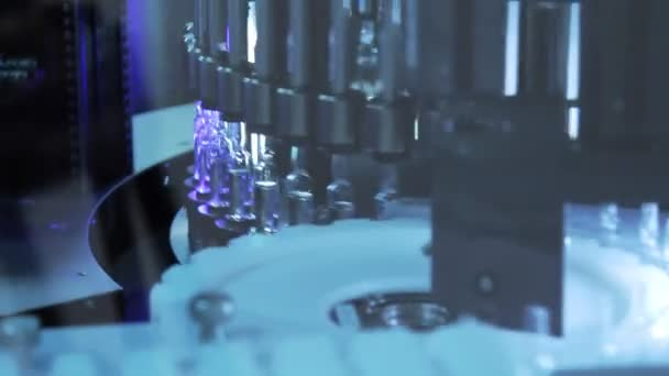 Pharmaceutical quality control of medical vial. Ultraviolet control technology