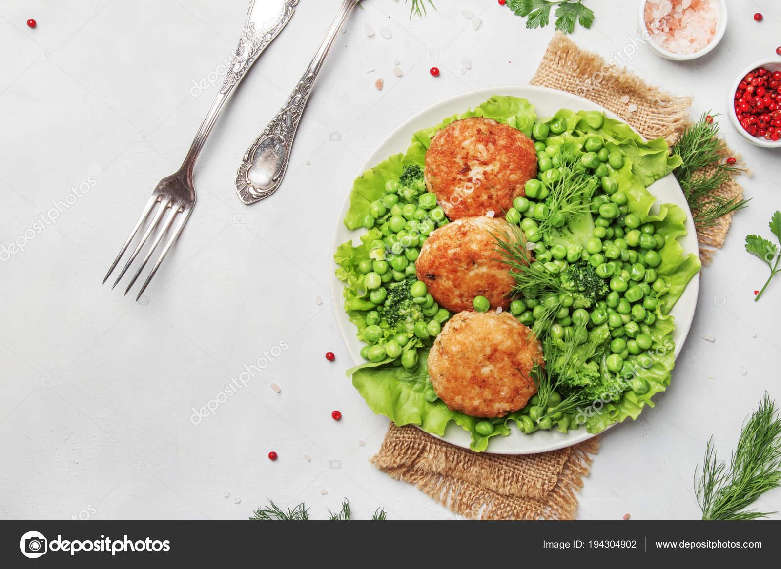 dieta di pesce bianco e broccoli