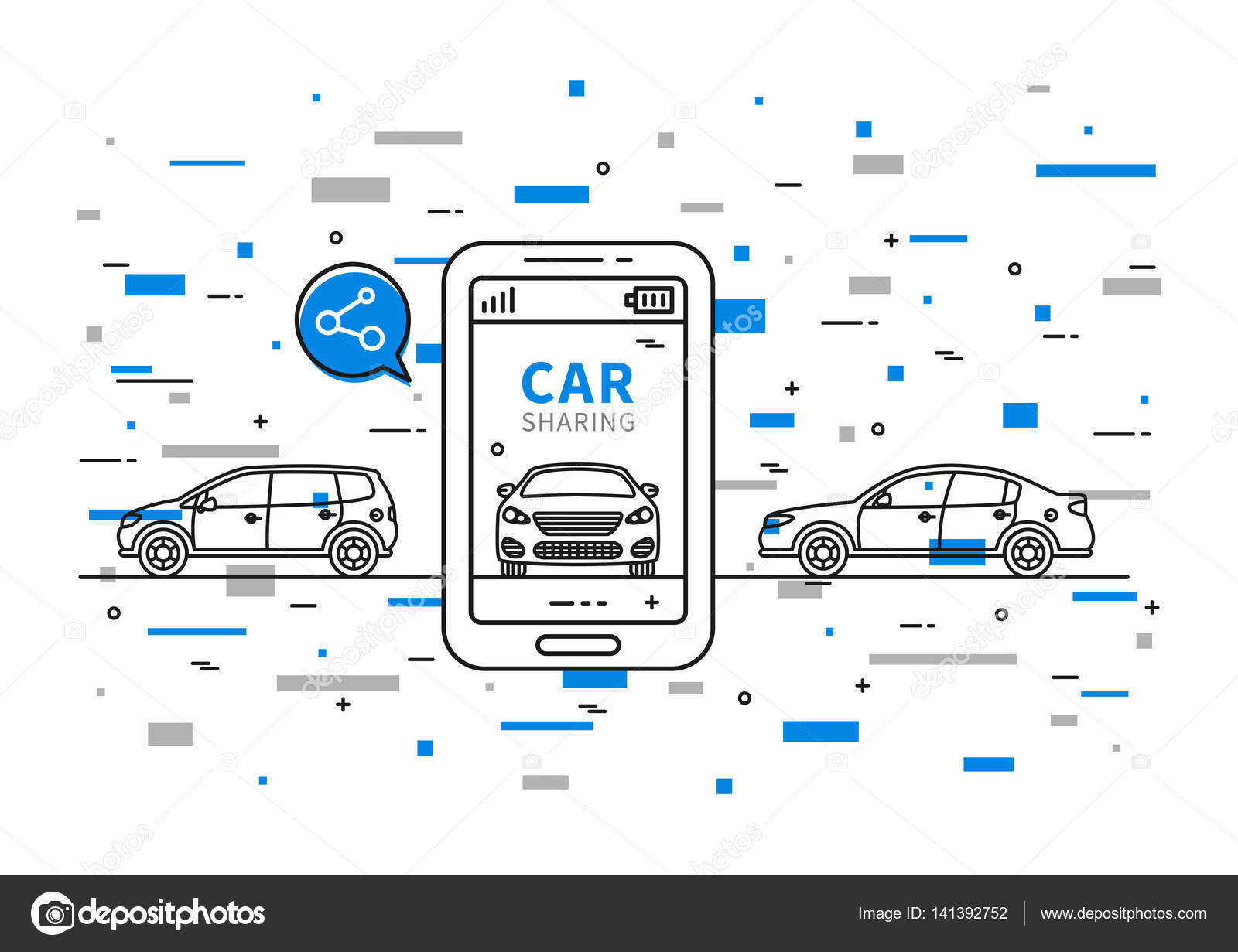 About Enterprise Carshare It's a car sharing program in your community that allows you to reserve a car by the hour for one, all-inclusive price. Unlike traditional rental, you only have to be 21 years old* to share in your community.
