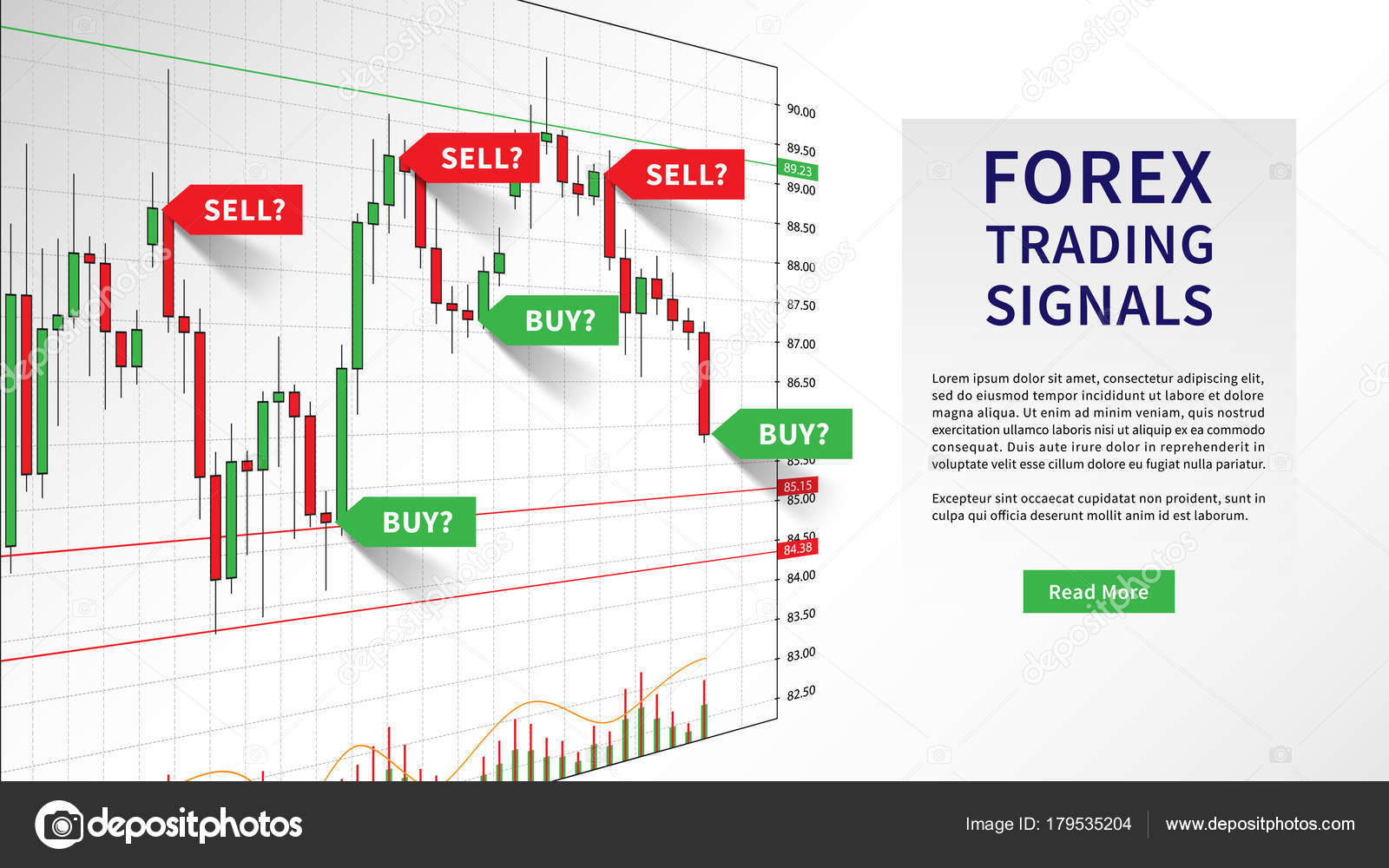 Touching Foreks y trading think
