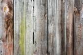 Struttura del recinto in legno vecchio