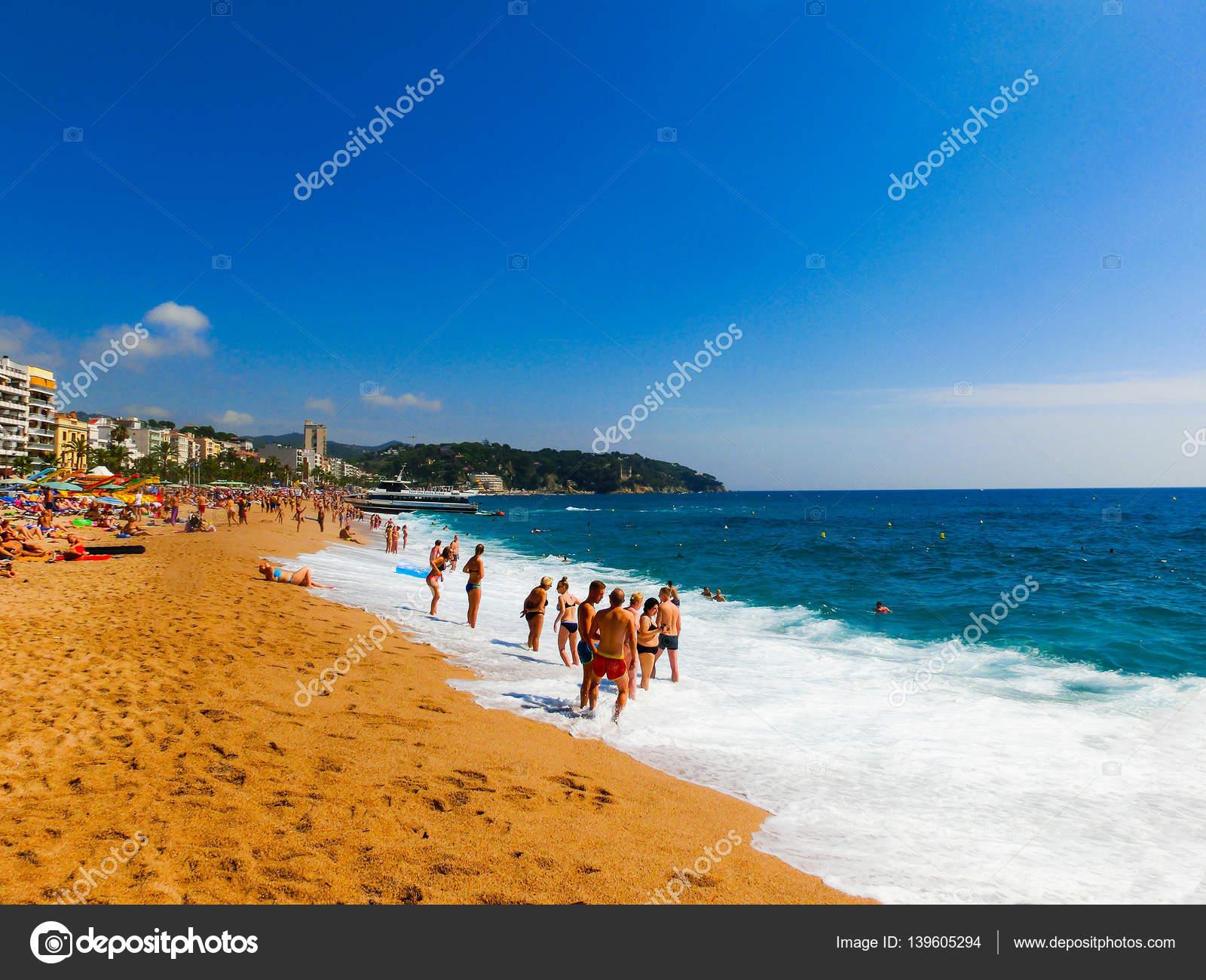 playas espana septiembre
