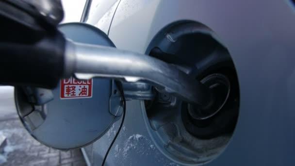 Autós töltő gáz tüzelőanyag-szivattyú állomás