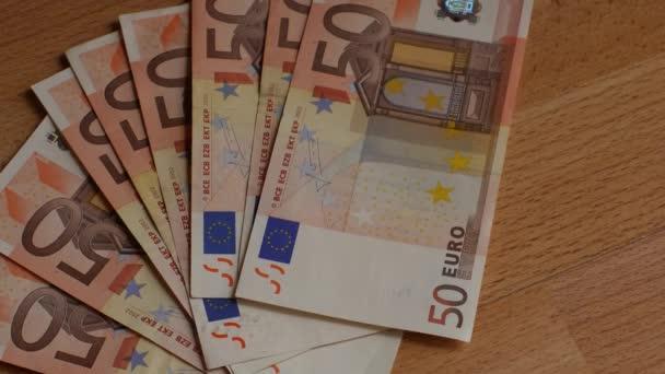 Papíralapú eurobankjegyek