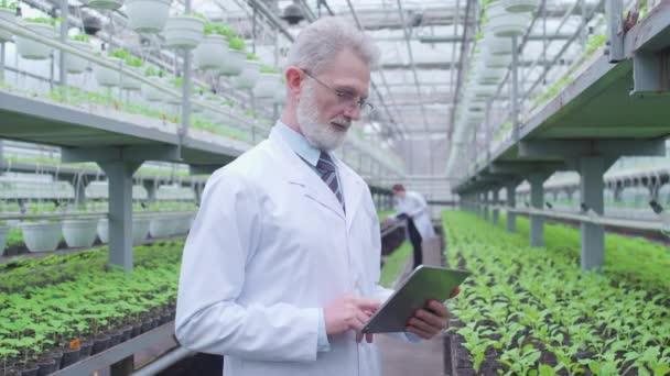 Senior biotechnology specialista písařská zpráva o tabletu, zemědělský výzkum