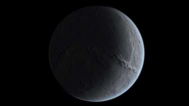 Space image of Moon