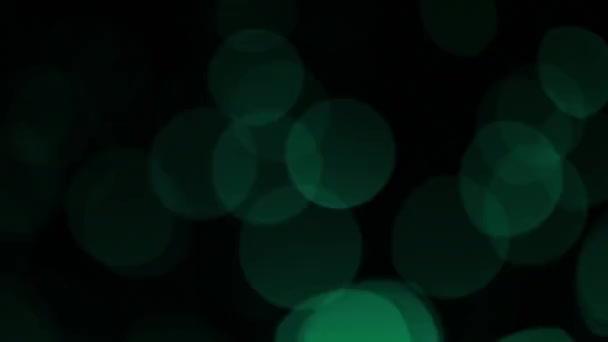 Pohybující se blikající světla