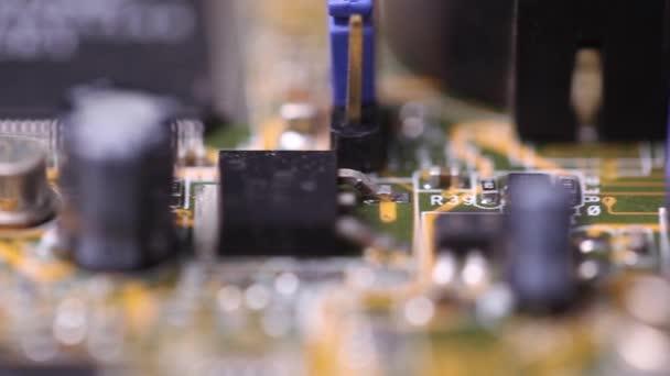 základní desce počítače