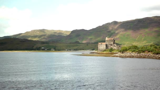 Eilean Donan kastély Skóciában