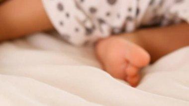 adorable cute baby feet
