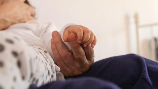 Matka hospodářství dětské ruce